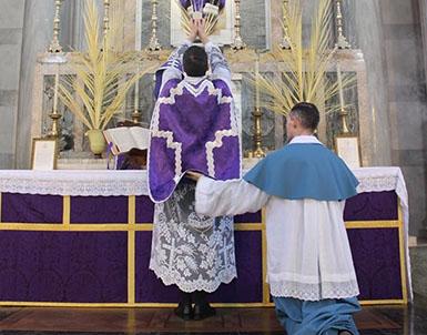 Holy Week at New Brighton