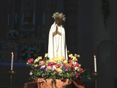 Our Lady is Crowned May Queen