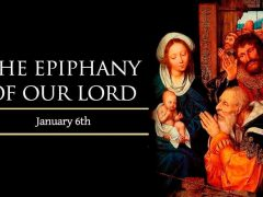 Epiphany Masses