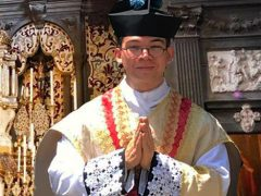 First High Mass of a Newly Ordained Priest
