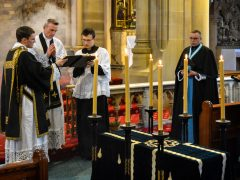 Requiem Mass at English Martyrs