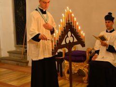 Holy Week at the Seminary