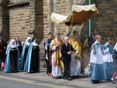 Corpus Christi at St Benedict's