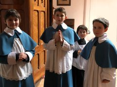 The Great Feasts at Saint Benedict's