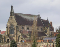 St Winefride's and Shrewsbury Cathedral