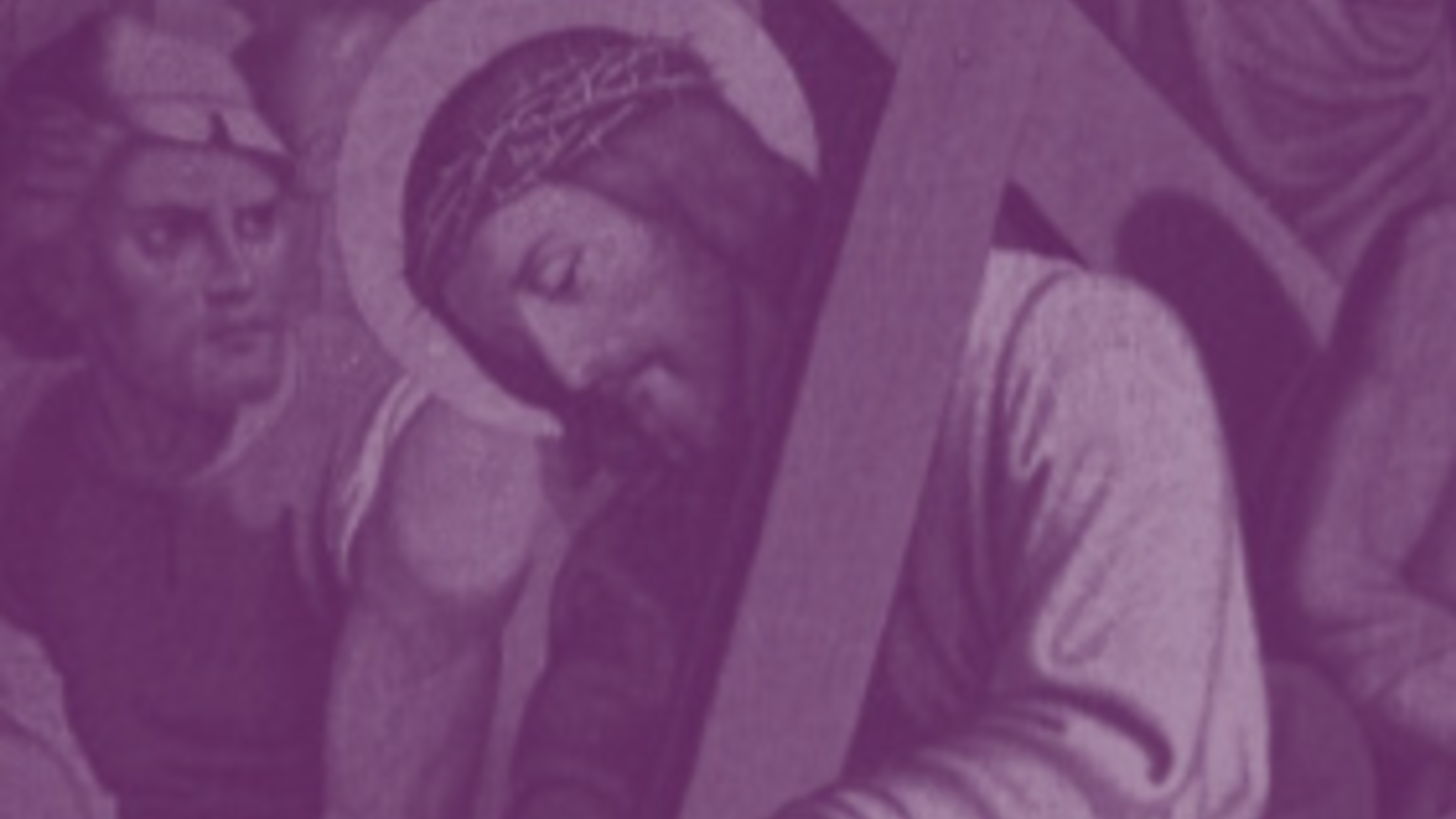 Lent, Holy Week and the Triduum at Shrewsbury