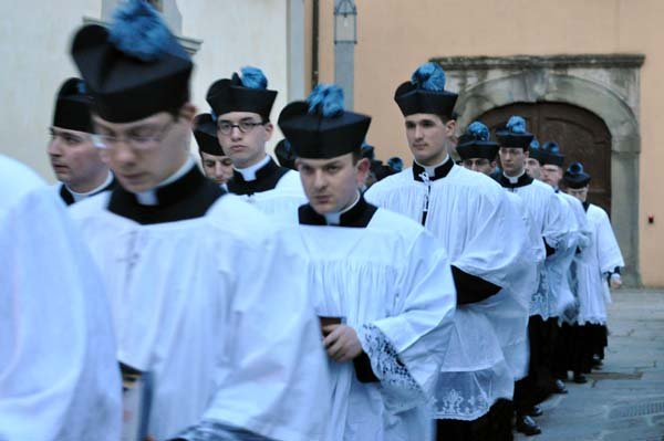 Preparing and Supporting Your Futute Priests