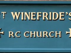 Temporary Closure of St Winefride's for works
