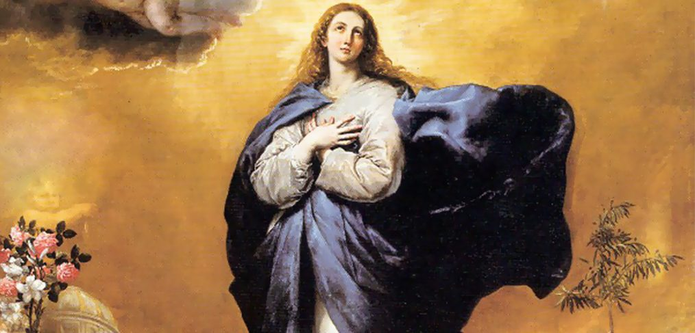 Ideal preparation for the Feast of the Immaculate Conception