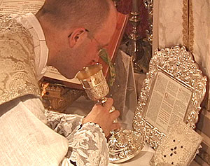 Traditional Latin Mass - Institute of Christ the King