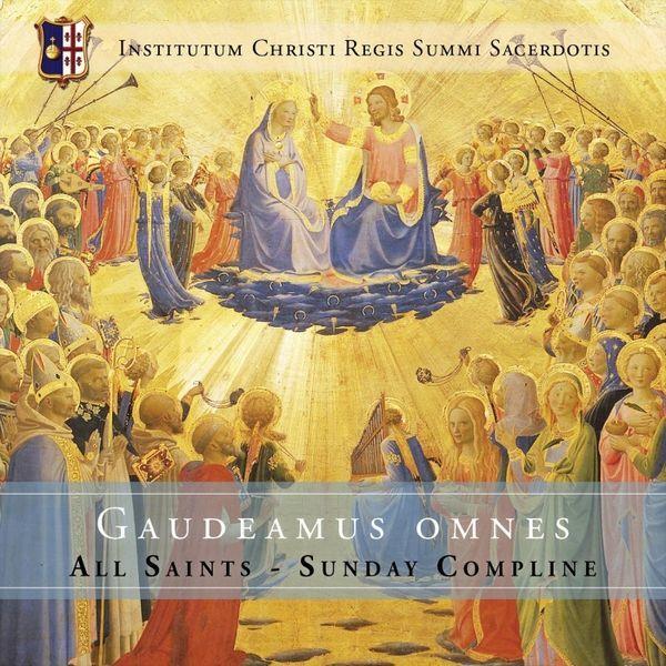 GAUDEAMUS OMNES – LATEST GREGORIAN CHANT RECORDINGS