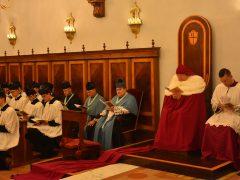 HOLY WEEK AT THE ICKSP SEMINARY