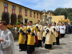 CORPUS CHRISTI AT THE SEMINARY