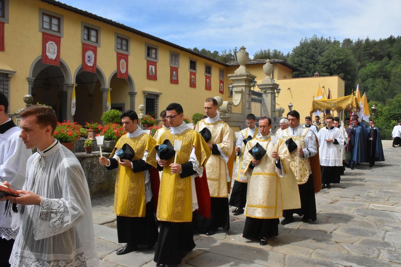 CORPUS CHRISTI AT THE SEMINARY