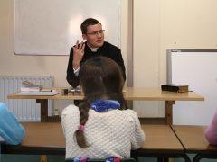 HELP US TO MAKE CATHOLIC EDUCATION GREAT AGAIN