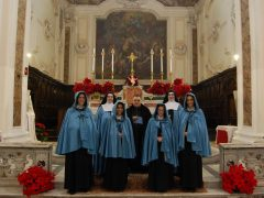NEW POSTULANTS FOR THE SISTERS ADORERS