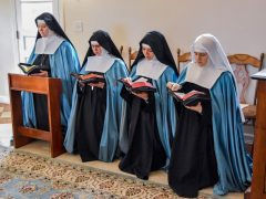 SISTERS ADORERS ACQUIRE NEW CONVENT